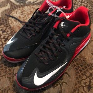 Nike metal cleats new size 9 Nike Air